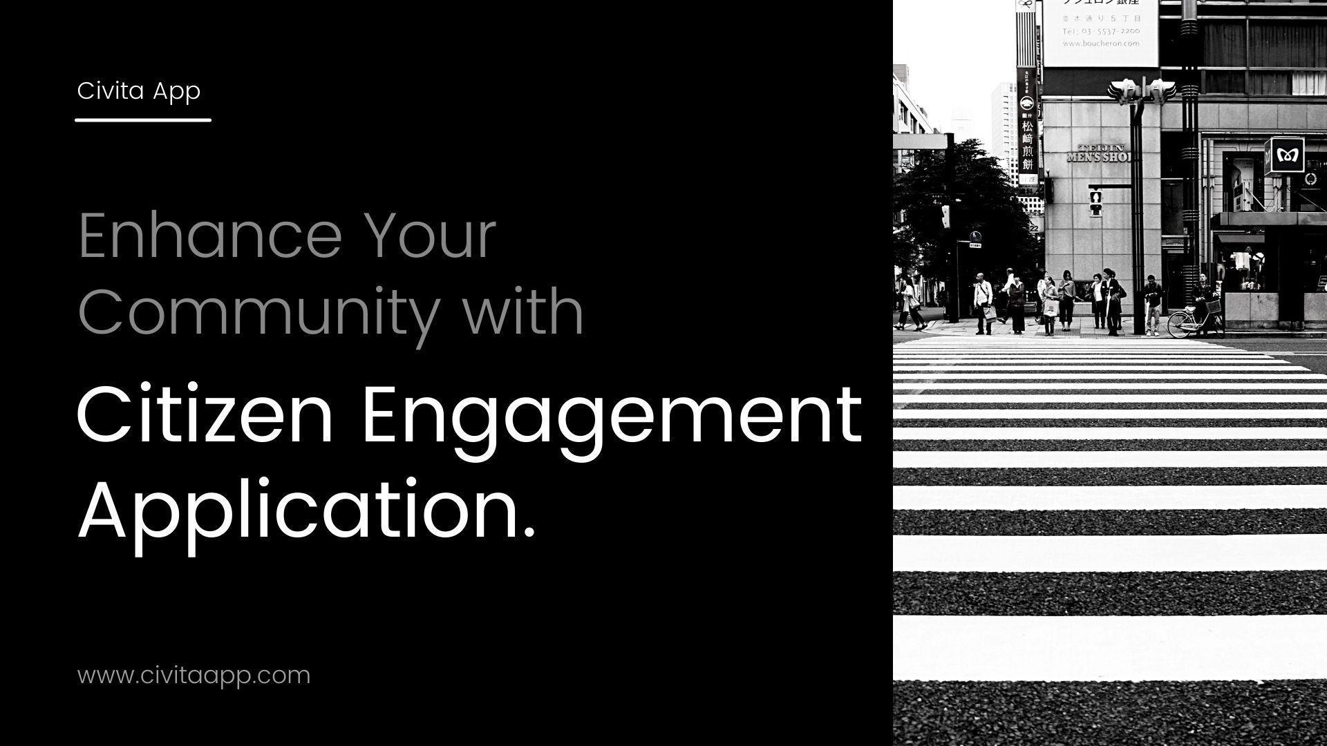 Citizen Engagement Application1